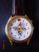 EXTREMELY RARE, Disney Lorus Musical Mickey Mouse Watch
