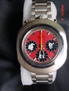Disney Man's Chronograph Watch