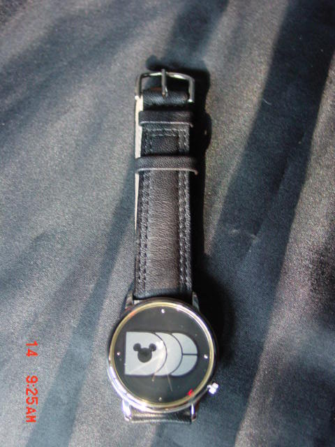 Disney, Corporate Executives Mickey Mouse Watch