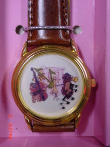 Disney, RARE - HTF!  Disney's Aristocats Limited Edition Watch!  MIB