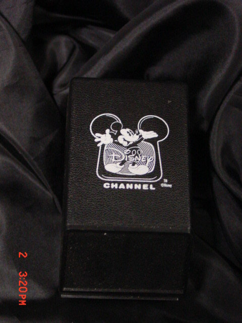 Disney Channel, Men's,  Mickey Mouse Watch in Original Box
