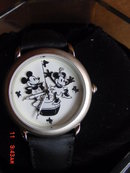 DISNEY 70TH ANNIVERSARY, LIMITED EDITION,  INKWELL WATCH!