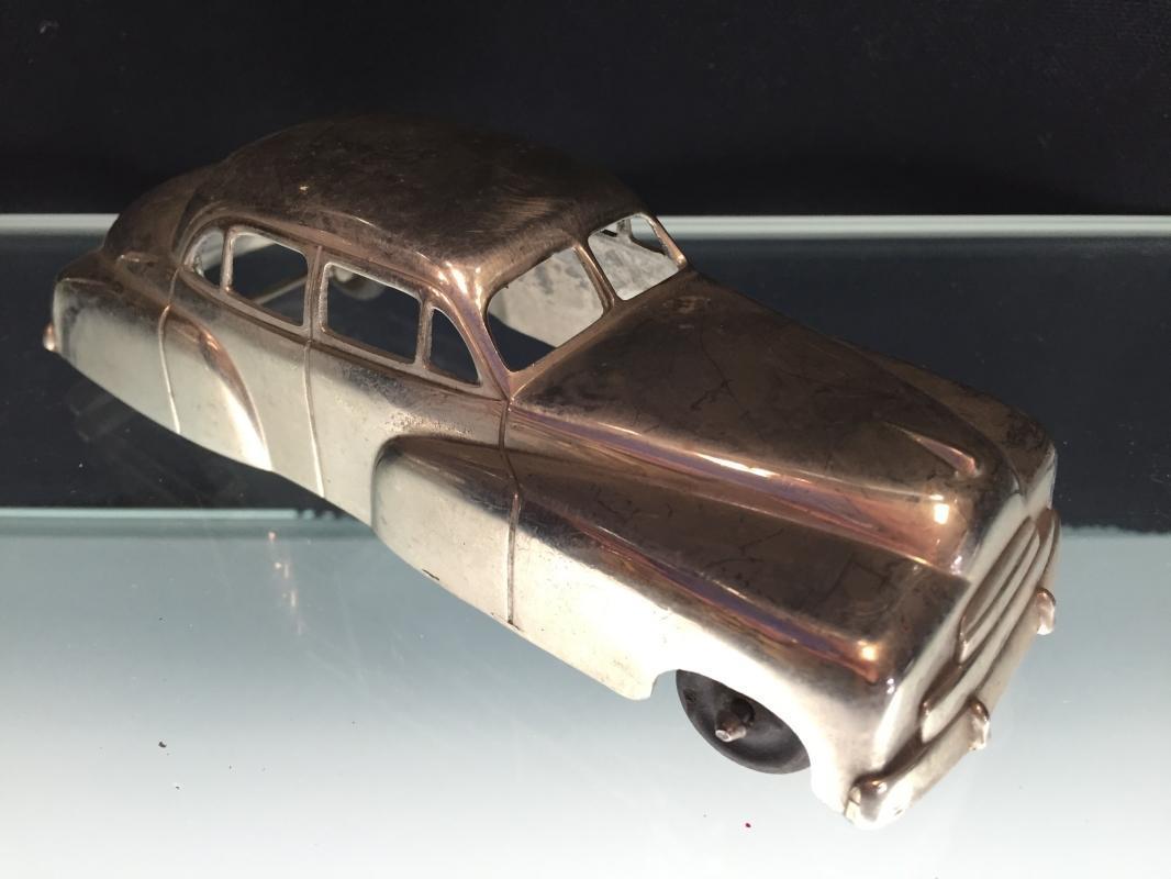 Ralstoy Silver Car
