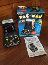 Coleco Tabletop PacMan Game