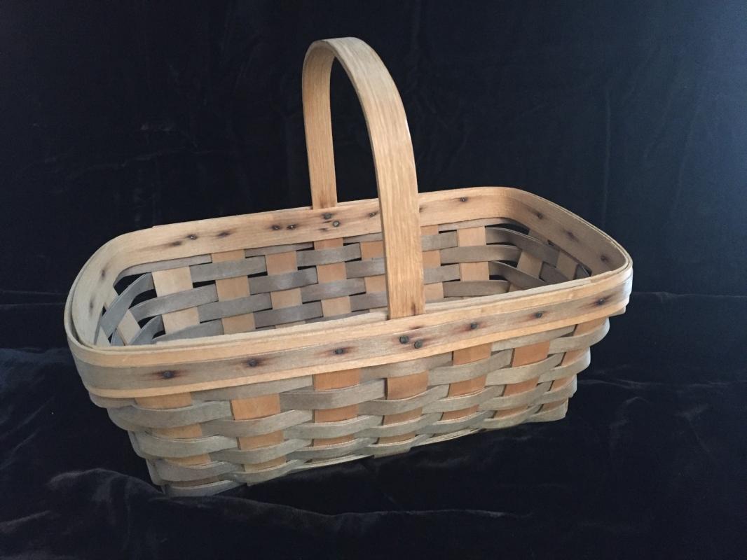 1988 Longaberger Medium Easter Basket