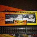 RailKing Ready to Run TRAIN Set Sealed box PLUS extra train and track Never used Rail King Santa fe