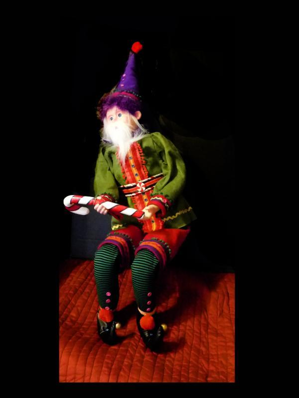 huge Gnome doll / 38