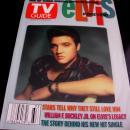 Holography ELVIS  TV Guide - Vintage 3D portrait - Special effects holograph hologram - Memphis Tennessee Rock and roll Collectors - August