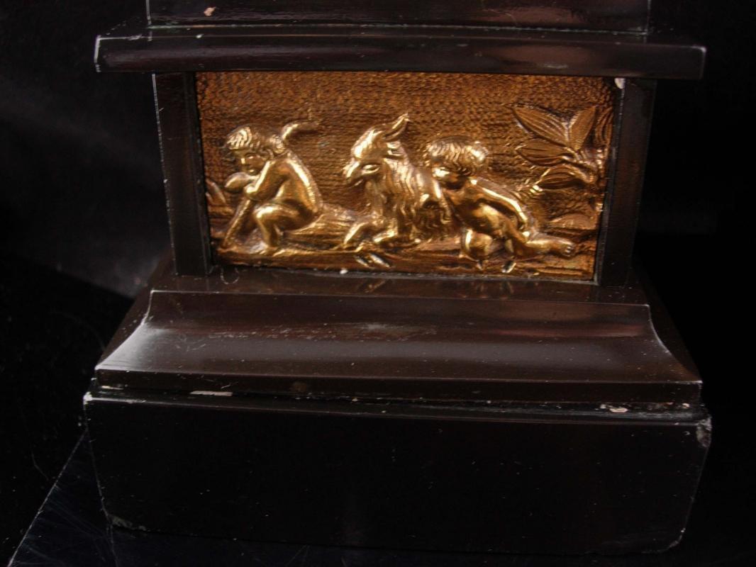 Antique greek Urns - erotic mantle sconce - 14