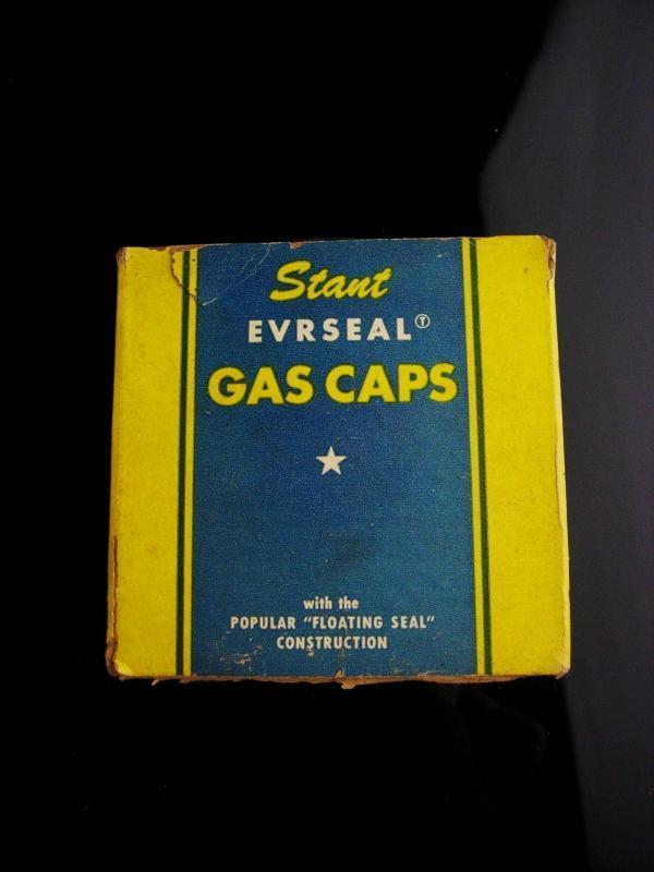 NOS Stant G-22 evrseal Gas Cap 1953 - 1954 - vintage car part - Chrysler DeSoto Dodge Plymouth