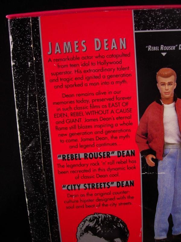 Vintage James Dean Doll -  Rock n roll gift - 12