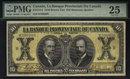 1919 LA BANQUE PROVINCIALE DU CANADA $10 PMG25