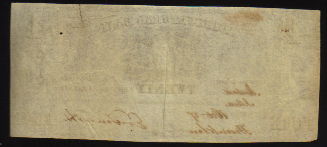 AGRICULTURAL BANK   1837   FOUR  piasters