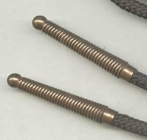Bolo W/Copper Nugget Slide