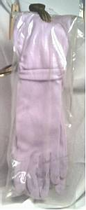 Gloves/Pair of Ladies Lavender-C. 1960's-1970's/New in Original Bag