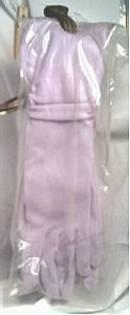Gloves/Pair of Ladies Lavender-C. 1960's-1970's/New in Original Bag