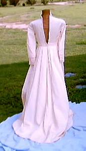 Clothing/C. Late 70's Wedding Dress/Bianchi