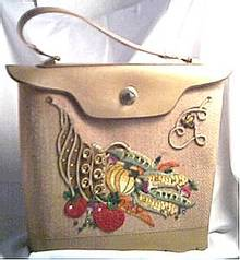 Purse/Enid Collin's Reproduction/Cornicopia