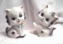 Household Item(s)/ Kitten Figurines