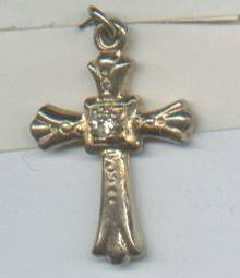 Religious/Pendent/Cross/Gothic Style