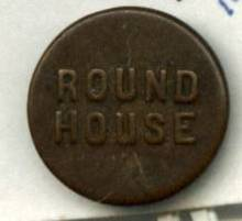 Button/Metal/ROUND HOUSE