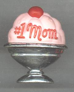 Brooch/Novelty/#1 Mom Sundae Pin/Mark-AGC