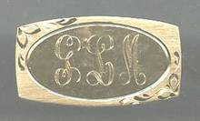 Service Pin(s)/Initial Service Pin 1930-1969 FNB