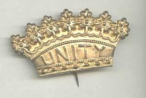 Fraternal/Manchester UNITY Society Pin/FriendlySocieyt/Oddfellows