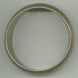 Bracelet/Bangle/Stamped Design Brass/From India