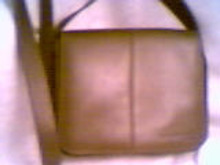 Purse/Keneth Cole/Brown Leather