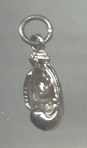 Charm(s)/Sterling Boxer's Glove
