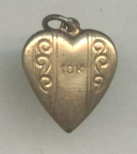 Charm(s)/Tiny 10K Heart