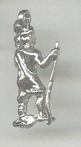 Charm(s)/Religious ?St. Christopher Carrying Jesus