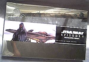 Star Wars/Episode 1 The Phantom Menace 20 Lithograph Repros