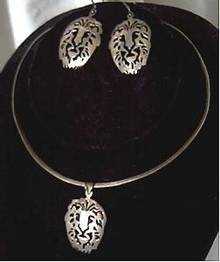 Set(s)/Demi Parure Mexico Sterling Collar