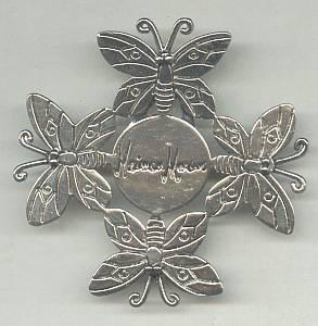 Clip/Neiman Marcus Emilia Castillo 1996 Bow Clip