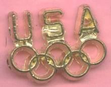 Souvenirs/USA Olymbic Tack Pin