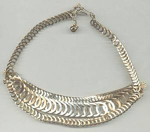Necklace/Choker Designer Napier GT Coiled Wire