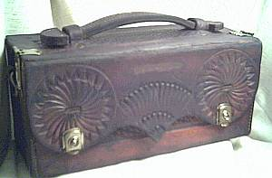 Case(s)/Boxes/?Circa 1875/Tooled Leather