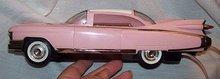 1959 Pink Eldorado Biarritz Cadilac Phone By Telemania