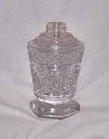 Glass/Imperial Cape Cod Salt Without Lid