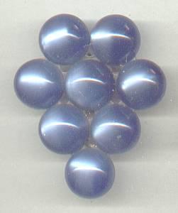 Dress Clip(s)/C. 1940's Blue