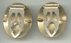 Dress Clip(s)/Pair C. 1940's  GT