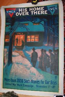 WWI Military Poster