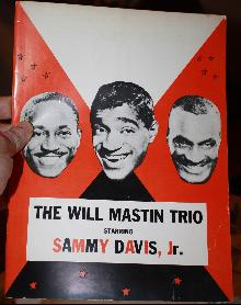 The Will Mastin Trio Sammy Davis