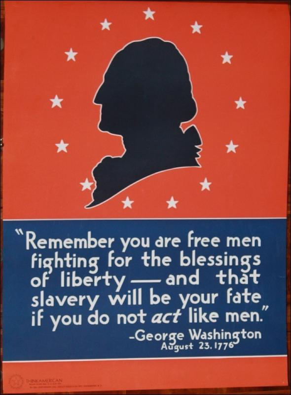 WWII America German Propaganda Poster Rochester NY