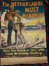 Netherlands WW2 Rebuild Poster