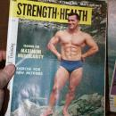 Dale Hartman Strength Health Magazine 1961