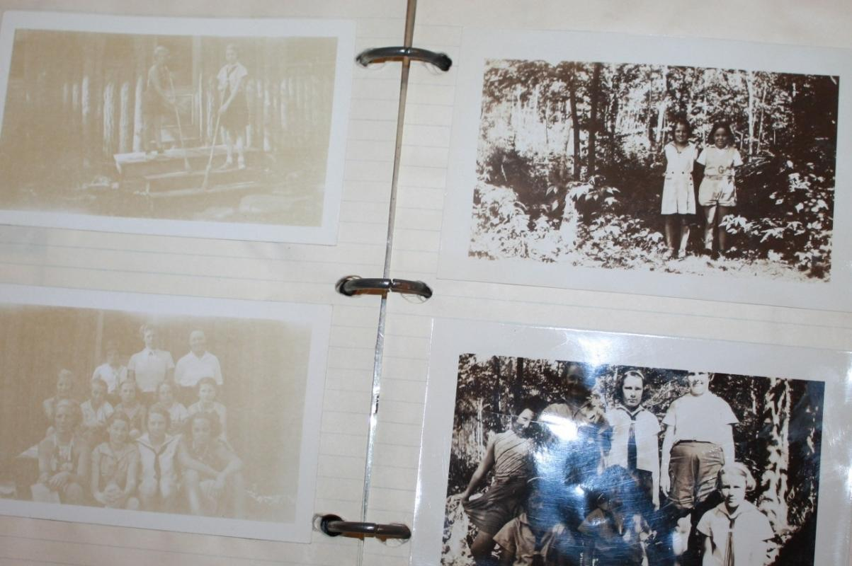 Camp Hitonawa Maine Photography Book