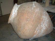 Giant  Antique Field Pot